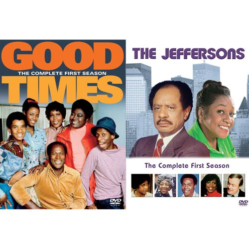 Jeffersons / Good Times: The Complete First Season, The
