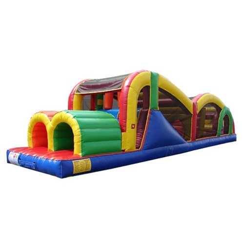 Kidwise Obstacle Game Interactive Inflatable
