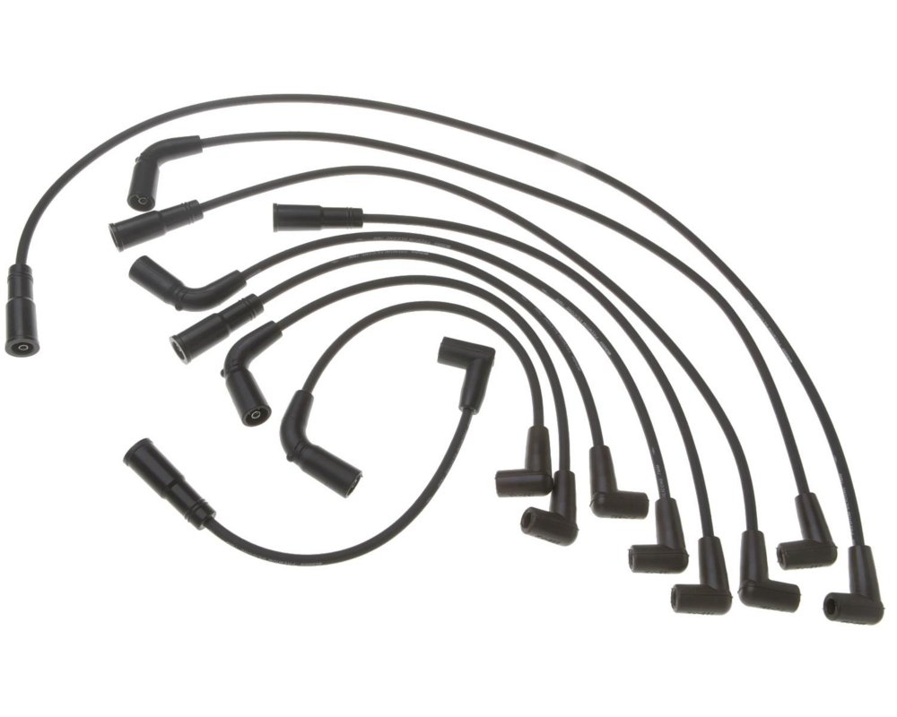 Ac Delco 9718f Spark Plug Wire Oe Replacement