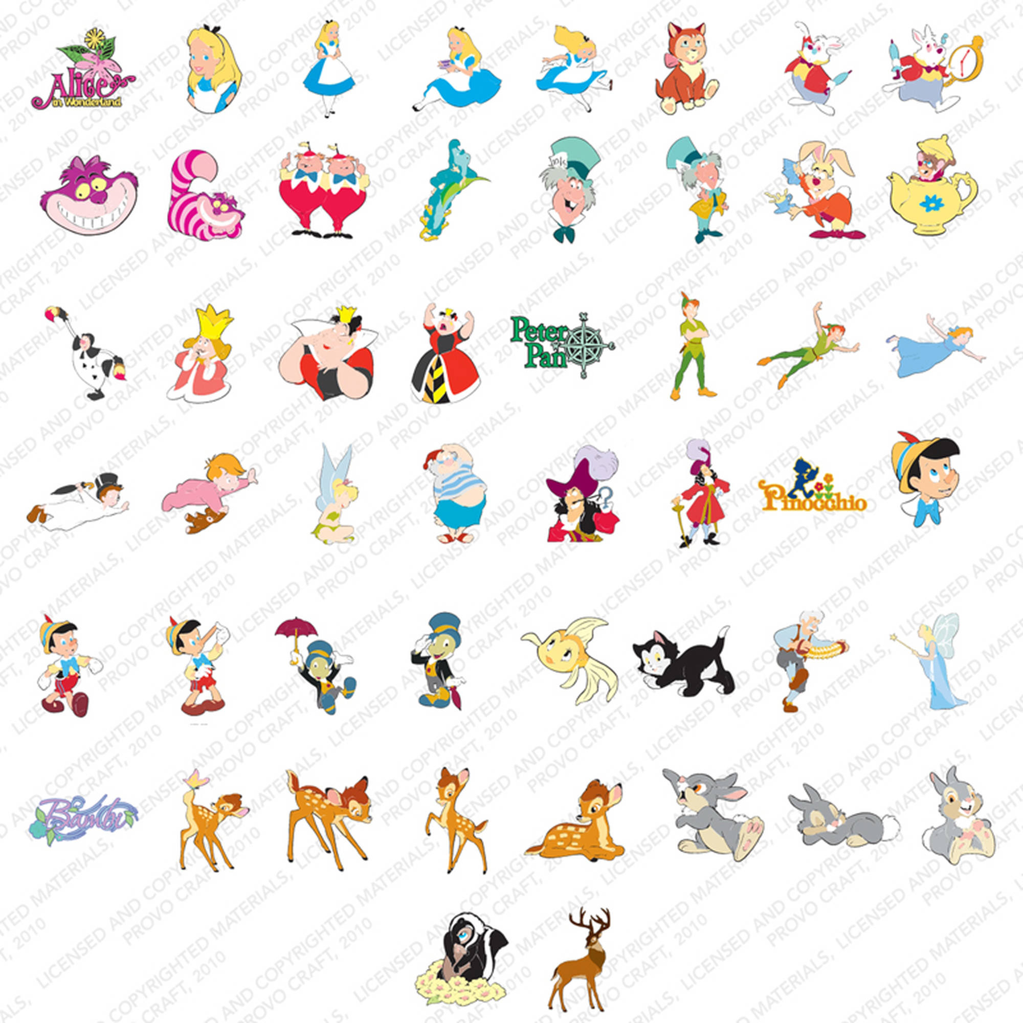 Cricut Cartridge Disney Best Of Classics
