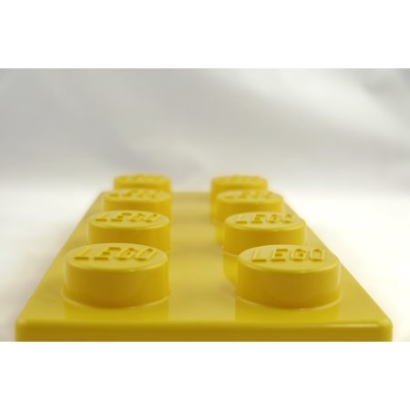 Canvas Print Blocks Toys Lego Building Blocks Play Children Stretched Canvas 10 x 14