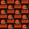 Nfl Cleveland Browns Cotton