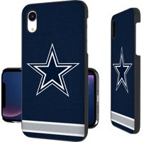 Dallas Cowboys iPhone Slim Case with Stripe Design