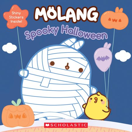 Spooky Halloween (Molang)](Spooky Halloween Treats For Adults)