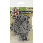 """Penny Black Cling Rubber Stamp 4"""" x 6"""", Gift Of Love"""
