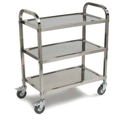 Carlisle Food Service Products Knockdown Utility Cart