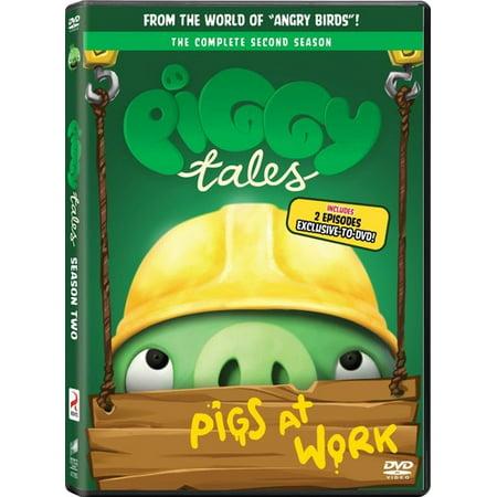 Piggy Tales Paper (Piggy Tales: The Complete Second Season (DVD))