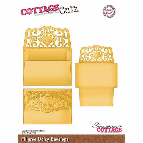 "CottageCutz Assembled Die, 3-3/4"" x 2-3/4"""