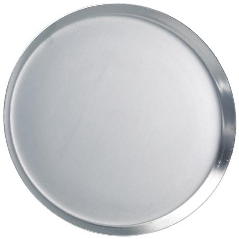 Allied Metal BDL8 7-3 4-Inch Heavy Weight Aluminum Beadless Pizza Pan, Tapered Design, 5 8-Inch Deep by