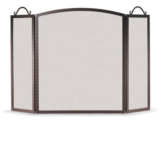 Napa Forge 19212 3 Panel Traditional Arch Screen