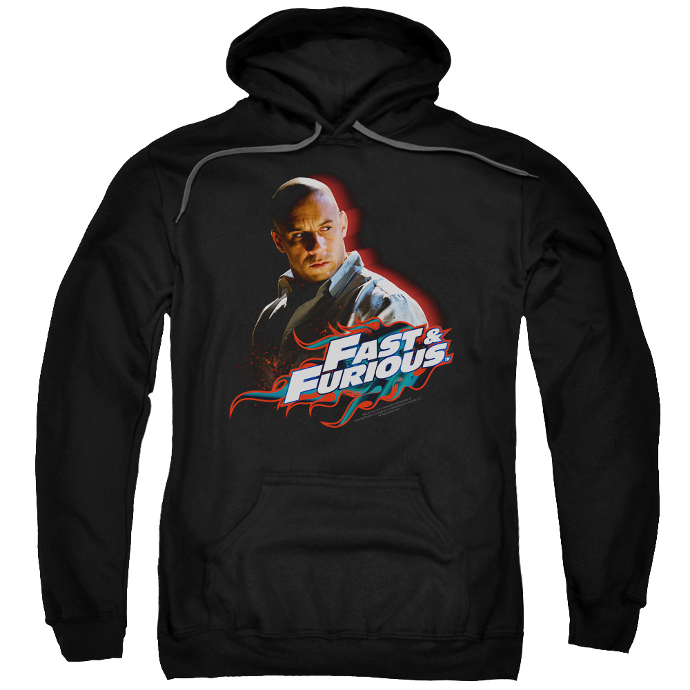 The Fast and the Furious Toretto Mens Pullover Hoodie
