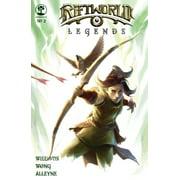 Riftworld Legends #2 - eBook