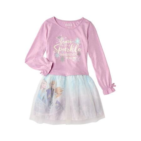 Cheap Frozen Dresses (Disney Frozen 2 Exclusive Elsa, Anna and Olaf