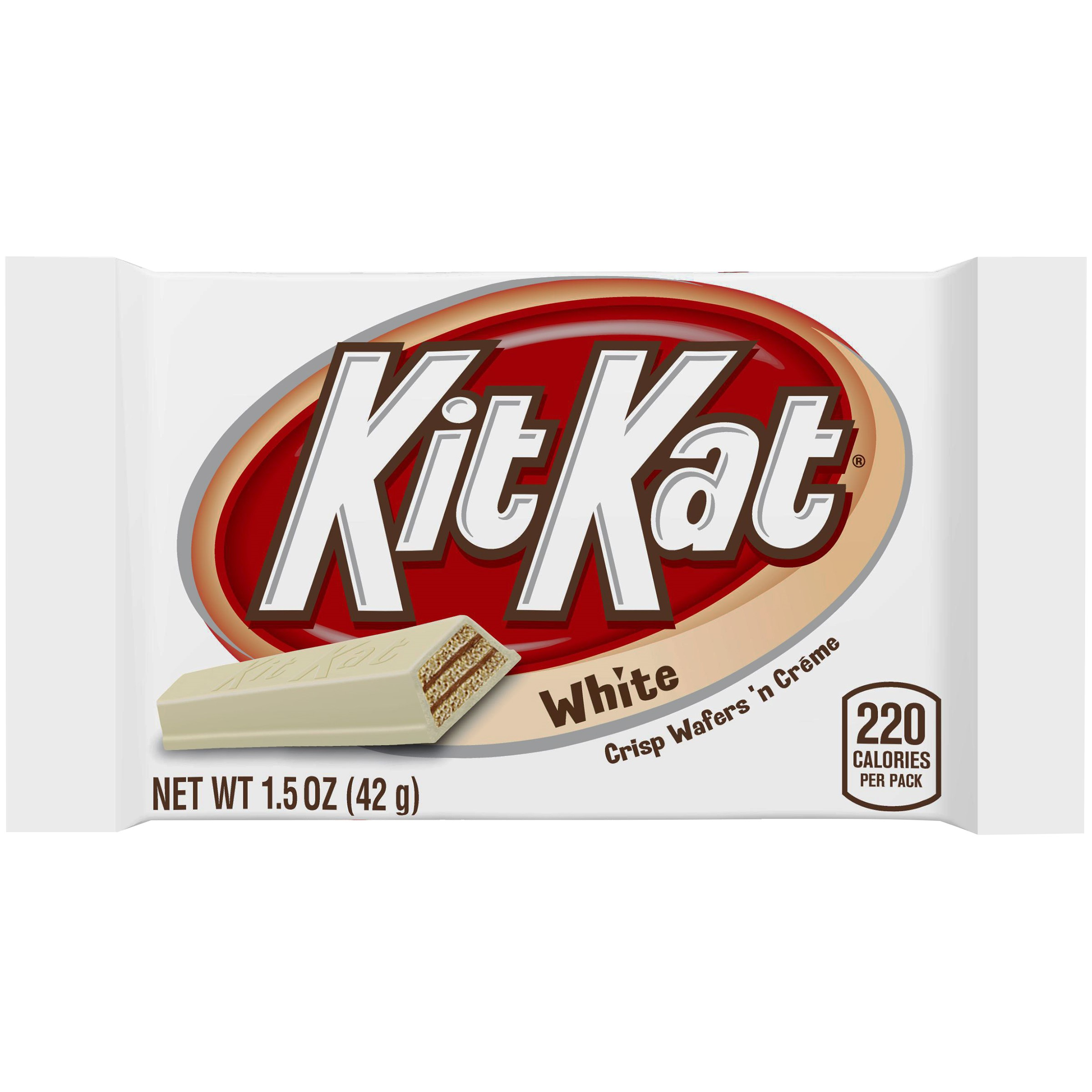 Kit Kat Crisp Wafers In Milk Chocolate Candy Bar, 1.5 Oz.