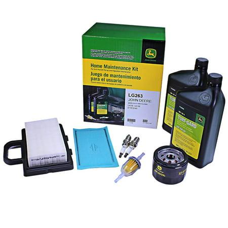 John Deere LG263 Home Maintenance Kit LA135 LA145 D130 D140