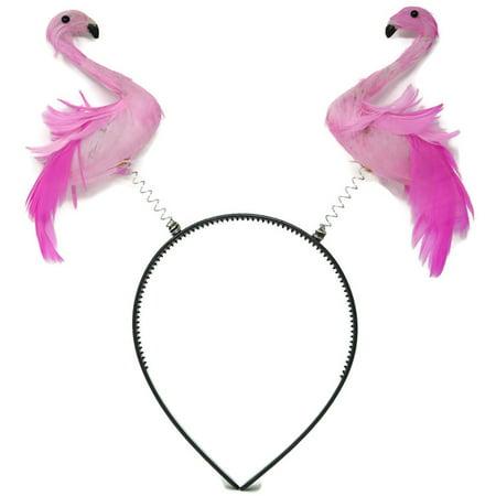 Flamingo Headbopper