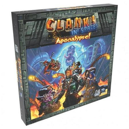 Renegade Game Studios REN0828 Clank in Space Apocalypse Board Games - image 1 of 1