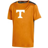 Youth Russell Athletic Tennessee Orange Tennessee Volunteers Color Block T-Shirt