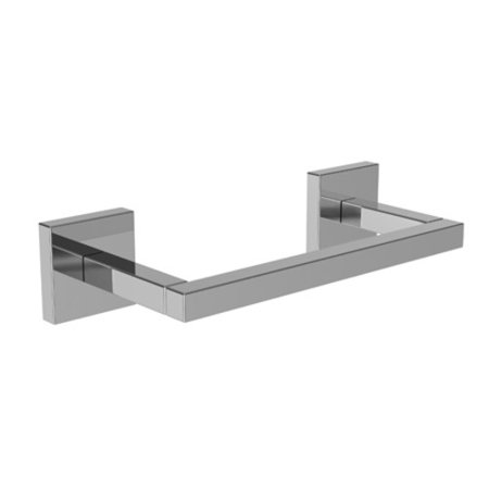 Ginger 5208 Polished Chrome Lineal Double Post Toilet Paper Holder
