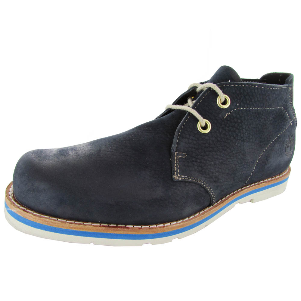 Timberland Mens Earthkeepers Rugged Unlined Plain Chukka Boot by Timberland