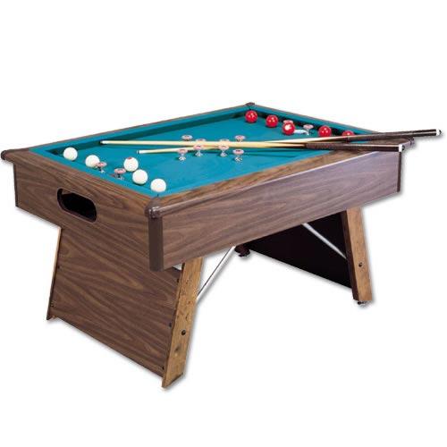 GameCraft Tournament Bumper Pool Table