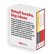 TED Books Box Set: The Science Mind : Follow Your Gut, How We'll Live on Mars, and The Laws of Medicine