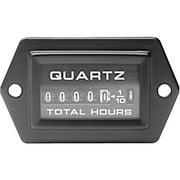 SeaStar Solutions Rectangular Hour Meter