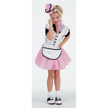 Soda Halloween Costume (Soda Pop Girl Child Costume)