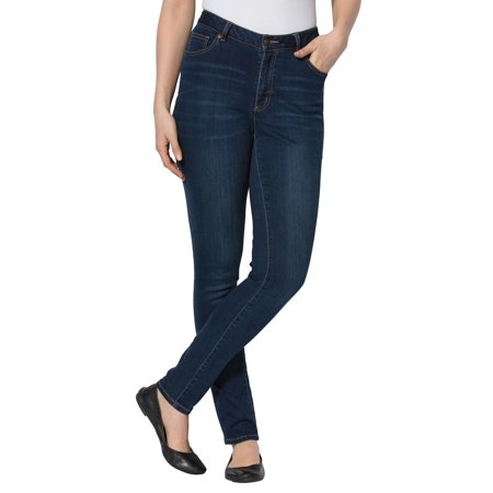 Woman Within Plus Size Perfect Skinny Jean