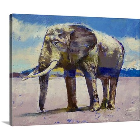 7ff48bcb8151 Canvas On Demand Hourglass by Michael Creese Painting Print on Canvas -  Walmart.com