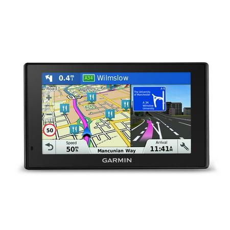 Garmin DriveSmart 50LM Satnav GPS Western Europe Maps Lifetime Maps on sat score chart 2014, sat prep book, sat cartoon,