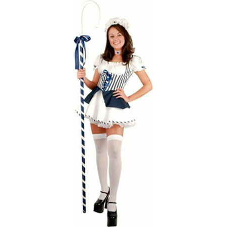 Teen Blue Little Bo Peep Costume - Little Bo Peep Costume Toy Story Womens