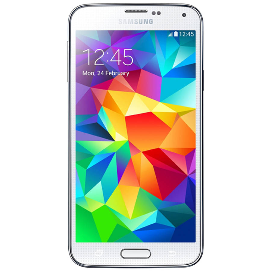 Refurbished Samsung Galaxy S5 G900A 16GB Smartphone (Unlocked), White