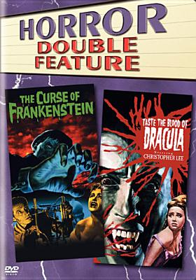 The Curse of Frankenstein   Taste the Blood of Dracula by TIME WARNER