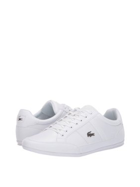 f631a1019 Product Image Lacoste Chaymon BL 1 Men s Leather Lace Up Sneakers  37CMA009421G