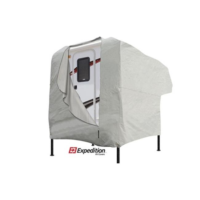 Eevelle EXTC0810 Expedition Truck Campers Covers Manufactured by Eevelle