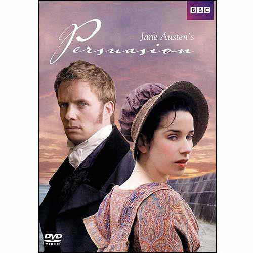 PERSUASION (DVD/RE-PKGD)