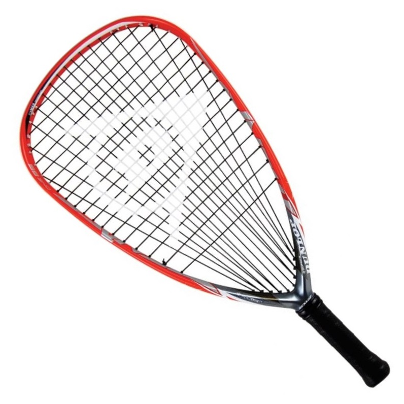 Click here to buy New Dunlop Biomimetic Menace One 85 Racquetball Racket by Dunlop.