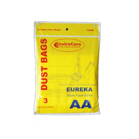 27 Designed To Fit Eureka Aa Vacuum Bags