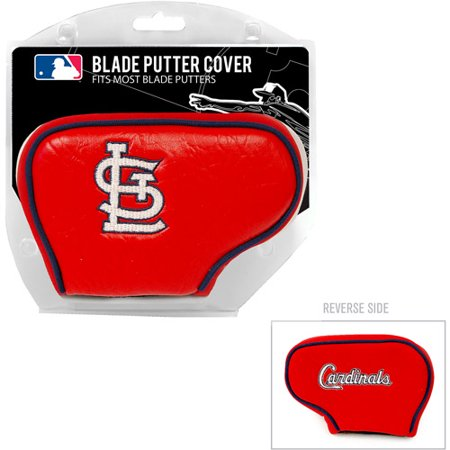 Team Golf MLB St Louis Cardinals Golf Blade Putter