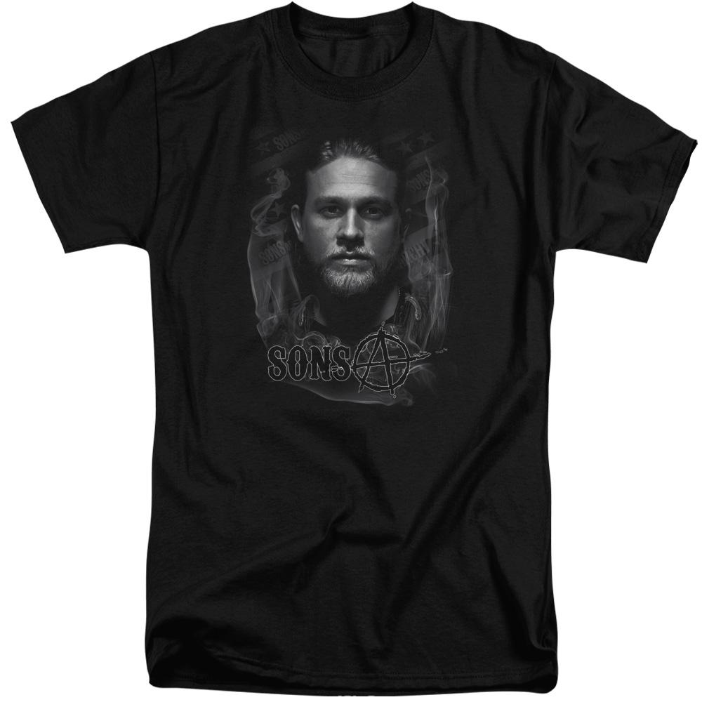 Sons Of Anarchy Jax Mens Big and Tall Shirt