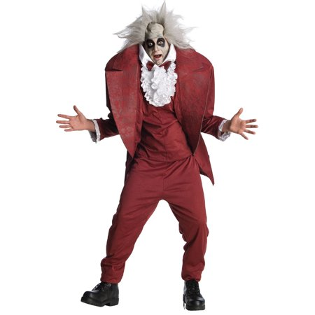Teen Scary Beetlejuice Costume - Funny But Scary Halloween Costumes