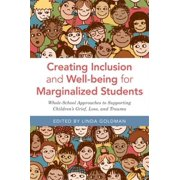 Creating Inclusion and Well-being for Marginalized Students - eBook