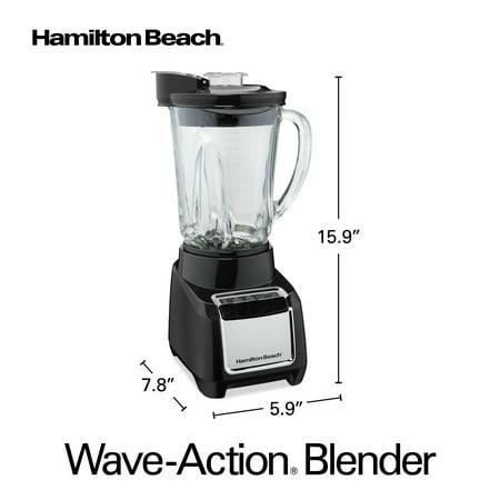 Hamilton Beach Wave-Action Blender | Model# 53521