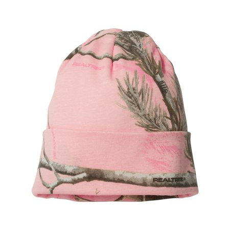 fc51c534773 CAMOUFLAGE Hunting Camo Acrylic interior lining Knit Cap - 12 inch ...