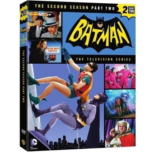 Batman: The Second Season, Part 2 (DVD) by WARNER HOME VIDEO