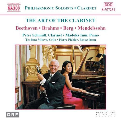 Art of the Clarinet by