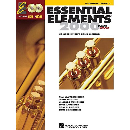 Essential Elements for Band: Book 1