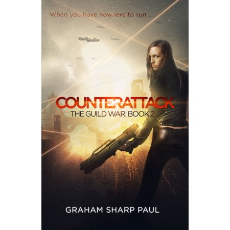 Counterattack: The Guild War, Book 2 - eBook (Guild Wars 2 Best Pvp Class)