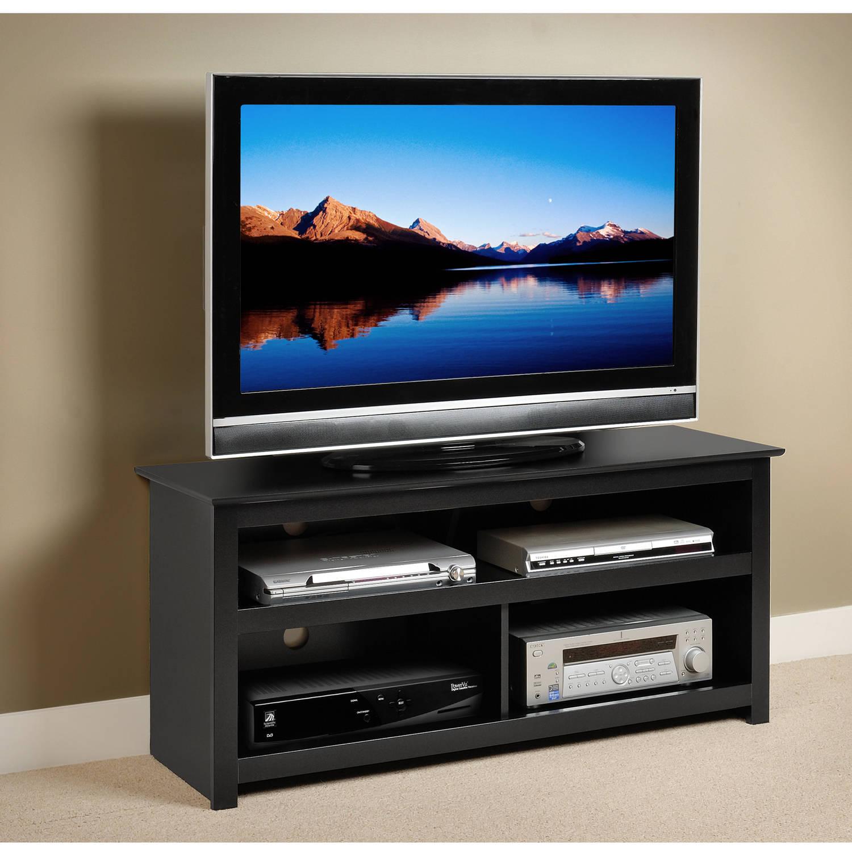 Black Vasari Flat Panel Plasma/LCD TV Console
